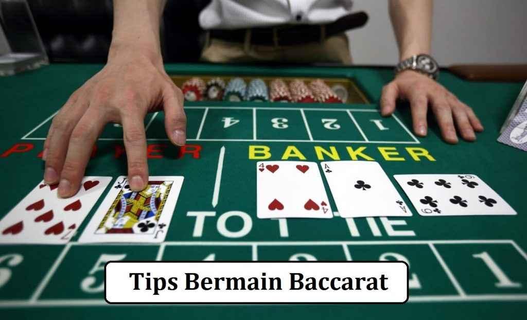 tips bermain baccarat